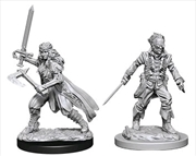 Dungeons & Dragons - Nolzur's Marvelous Unpainted Minis: Vampire Hunters