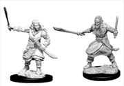Dungeons & Dragons - Nolzur's Marvelous Unpainted Minis: Bandits