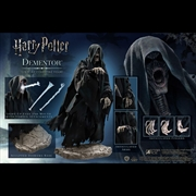 "Harry Potter - Dementor Deluxe 12"" 1:6 Scale Action Figure"