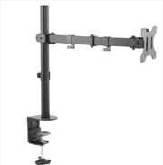 Single Arm Monitor Desk Mount | Accessories
