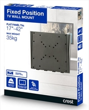 Fixed Wall Mount (Small - Medium)