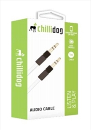 Chillidog Audio Cable White