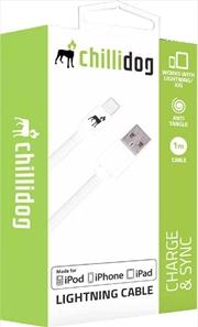 Lightning USB Cable - 1M White