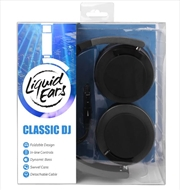 Liquid Ears - Classic DJ Headphones With Inline Control | Accessories