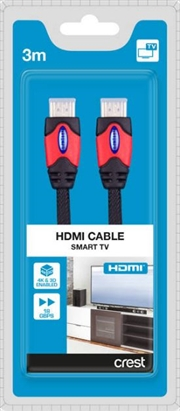 Ultra High Speed HDMI Cable with Ethernet - 3M