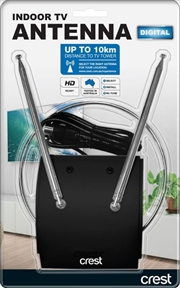 Digital Indoor TV Antenna | Accessories