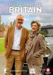 Discovering Britain - Series 1 | DVD