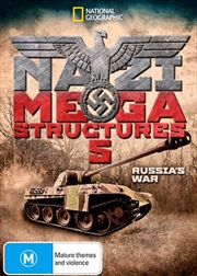 National Geographic - Nazi Megastructures 5 - Russia's War | DVD