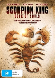 Scorpion King - Book Of Souls | DVD