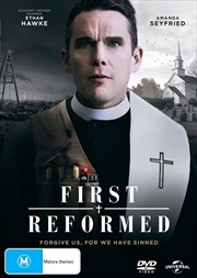 First Reformed | DVD
