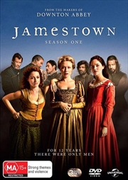 Jamestown - Season 1 | DVD
