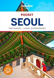 Lonely Planet Pocket Travel Guide - Seoul 2nd Edition