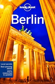 Lonely Planet Travel Guide - Berlin 11th Edition
