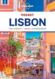 Lonely Planet Pocket Travel Guide - Lisbon 4th Edition