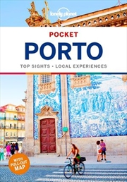 Lonely Planet Pocket Travel Guide Porto - 2nd Edition