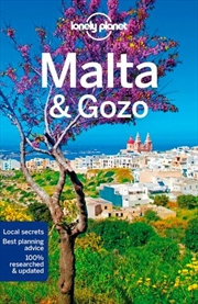 Lonely Planet Travel Guide - Malta And Gozo 7th Edition