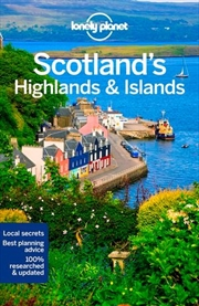 Lonely Planet Travel Guide - Scotlands Highlands And Islands - 4th Edition