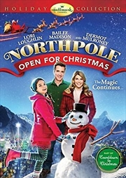 Northpole Open For Christmas