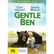 Gentle Ben - Season 1 | DVD