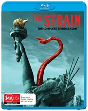 Strain - Season 3, The | Blu-ray