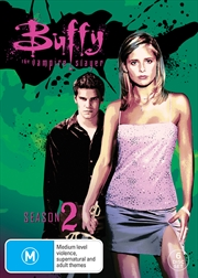 Buffy The Vampire Slayer - Season 2 Boxset | DVD