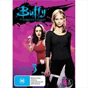 Buffy The Vampire Slayer - Season 3 Boxset | DVD