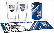 NRL Bar Essentials Gift Pack Canterbury-Bankstown Bulldogs