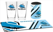NRL Bar Essentials Gift Pack Cronulla-Sutherland Sharks