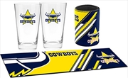 NRL Bar Essentials Gift Pack North Queensland Cowboys