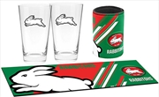 NRL Bar Essentials Gift Pack South Sydney Rabbitohs