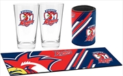 NRL Bar Essentials Gift Pack Sydney Roosters