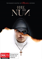 Nun, The | DVD