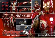 Avengers 2: Age of Ultron - Iron Man Mark XLIII 1:6 Scale Action Figure