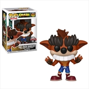 Crash Bandicoot - Fake Crash Bandicoot US Exclusive Pop! Vinyl [RS] | Pop Vinyl