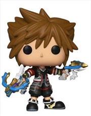 Kingdom Hearts III - Sora with Blasters US Exclusive Pop! Vinyl [RS]