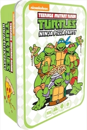 Teenage Mutant Ninja Turtles - Ninja Pizza Party Card Game