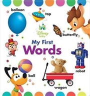 DIsney Baby: My First Words | Board Book