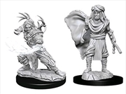 Dungeons & Dragons - Nolzur's Marvelous Unpainted Minis: Human Male Druid #2