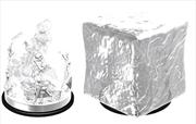 Dungeons & Dragons - Nolzur's Marvelous Unpainted Minis: Gelatinous Cube | Games