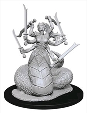 Dungeons & Dragons - Nolzur's Marvelous Unpainted Minis: Marilith