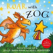 Roar With Zog | Hardback Book