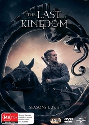 Last Kingdom - Season 1-3 | Boxset, The | DVD
