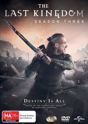 Last Kingdom - Season 3, The | DVD