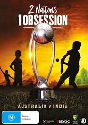 2 Nations, 1 Obsession | DVD