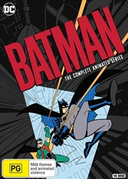 Batman - Animated Series | Complete Series, The