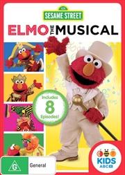 Sesame Street - Elmo The Musical