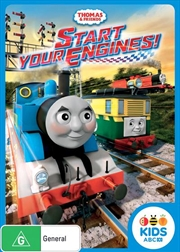 Thomas and Friends - Start Your Engines