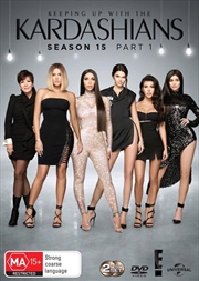 Keeping Up With The Kardashians - Season 15 - Part 1