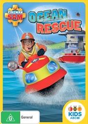 Fireman Sam - Ocean Rescue! | DVD