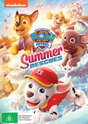 Paw Patrol - Summer Rescues | DVD
